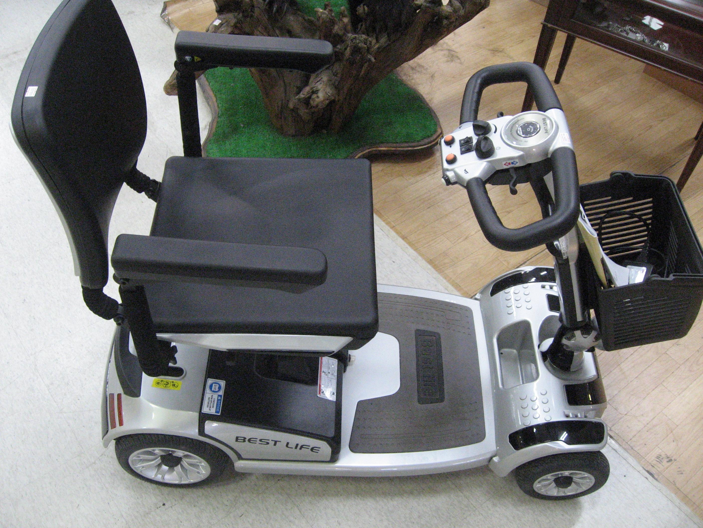 BEST LIFE製電動車いすを買取